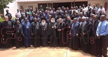 بطريرك الروم الأرثوذكس يتوجه إلى كينيا فى جولة تبشيرية