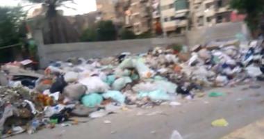 """""""واتس آب اليوم السابع"""".. بالفيديو: مقلب قمامة بجوار مسجد بدار السلام"""