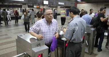 الداخلية: الحملات مستمرة على المترو والسكة الحديد لفرض السيطرة الأمنية