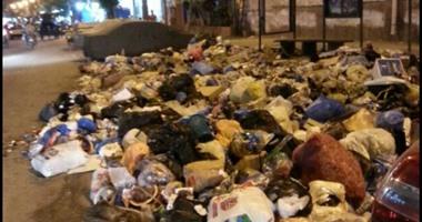 """""""واتس آب اليوم السابع"""": بالصور.. انتشار القمامة والمخلفات بالإسكندرية"""
