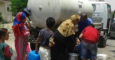 قطع مياه الشرب عن وسط مدينة أسوان من 10 مساء الثلاثاء لـ4 فجر الأربعاء