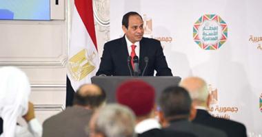مصادر: الرئيس السيسى يقر مشروع قانون تقسيم الدوائر الانتخابية