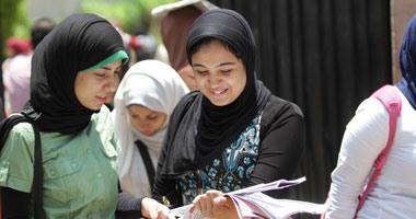 """بدء امتحانات الدور الثانى لطلاب الدبلومات الفنية بـ""""400"""" لجنة اختبار"""