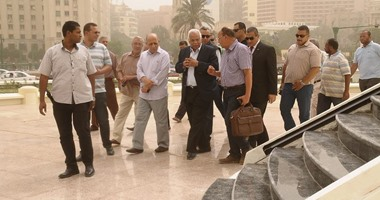 بالصور.. محافظ القاهرة: الانتهاء من تطوير ميدان التحرير خلال أيام