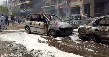 اليوم السابع ينشر كواليس حادث النائب العام فى 10 مشاهد  اليوم السابع