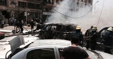الصحة: ارتفاع عدد المصابين فى حادث استهداف النائب العام إلى 7 أشخاص