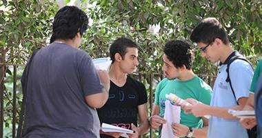 60 طالبا يتقدمون بأوراقهم لمكاتب تنسيق جامعة دمياط باليوم الأول للتقديم