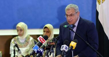 محلب : عبد العزيز حجازى كان أكبر مدافع عن فكرة إنشاء جامعة النيل