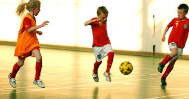 """حملة """"جيل بكرا يكبر بصحة"""" تكشف أهمية الرياضة فى حياة الأطفال"""