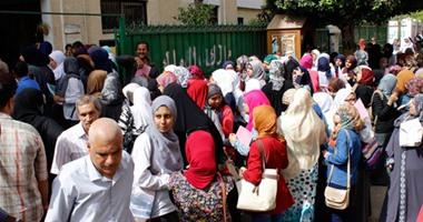طالبة تمزق ورقة الإجابة بامتحانات الثانوية العامة بسوهاج