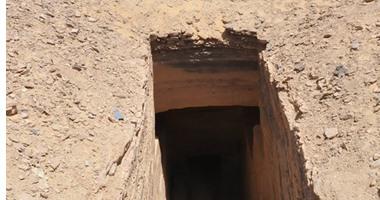 خبير آثار: المقابر الاثرية المكتشفة بأسوان تحتوى على 20 مومياء فى حالة جيدة