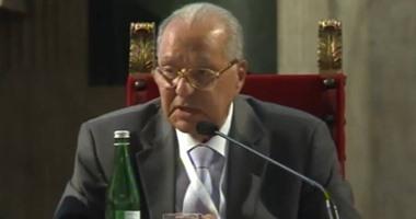حمدى زقزوق: سعدت بصداقة البابا شنودة لأكثر من 15 عاما