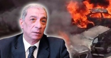 النائب العام الراحل المستشار هشام بركات