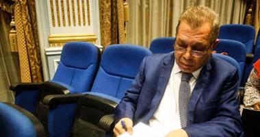 """أسامة شرشر يصف أداء لجنة الثقافة والإعلام فى البرلمان بـ""""التروايح السياسية"""""""