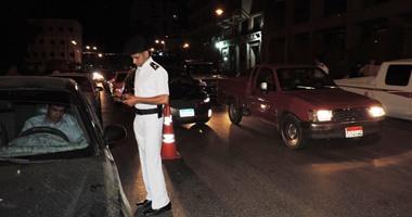 مباحث الآداب بالإسماعيلية تلقى القبض على مطلقة وتاجر داخل شاليه