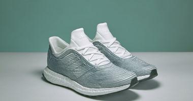 009fdcc80 بالصور.. أديداس تبتكر أحذية رياضية مصنوعة من مخلفات المحيطات - اليوم ...