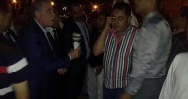 محافظ جنوب سيناء يوزع موتسيكلات وأجهزة تعويضية لذوى الاحتياجات الخاصة