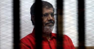 أولى جلسات إعادة محاكمة مرسى و26 آخرين بقضية اقتحام السجون