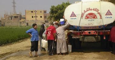 انقطاع المياه عن ميدان الملكة.. شكوى أهالى الطالبية بحى فيصل الجيزة