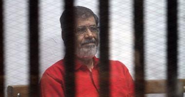 """اليوم.. نظر طعن """"مرسى"""" وآخرين على أحكام السجن والإعدام بـ""""التخابر مع قطر"""""""