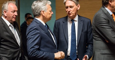 رسميا.. بريطانيا تتنازل عن رئاسة الاتحاد الأوروبى وبلجيكا تعلن تحمل المسئولية