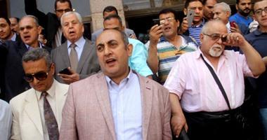 """تأجيل استئناف خالد على على حبسه بتهمة """"الفعل الفاضح"""" لـ 3 يناير"""