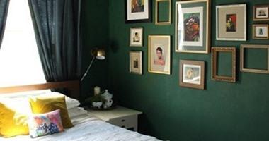 بالصور.. 4 أفكار لاستخدام اللون الأخضر لديكور غرف النوم.. تقدرى