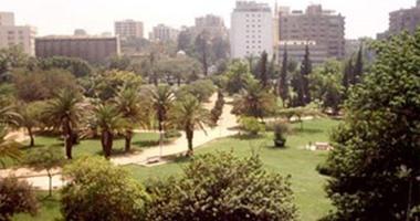حى مصر الجديدة: الانتهاء من تطوير حديقة الميرلاند خلال 4 أشهر