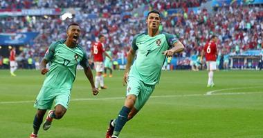 يورو 2016.. رونالدو يقود البرتغال لدور الـ16 بعد تعادل مجنون مع المجر