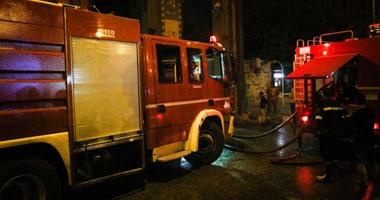 السيطرة على حريق داخل شقة فى حدائق الأهرام دون اصابات