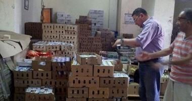 تحرير 62 مخالفة تموينية خلال أيام عيد الأضحى بالمنيا