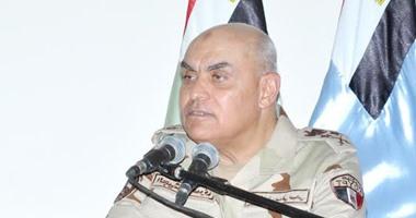 وزير الدفاع يلتقى مقاتلى القوات المسلحة بالجيوش الميدانية والمناطق