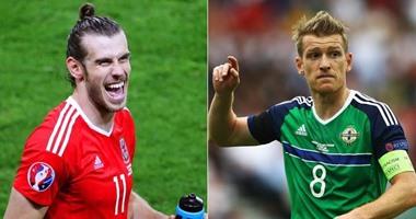 يورو 2016.. انطلاق مباراة ويلز وأيرلندا الشمالية بدور الـ16