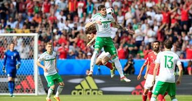 يورو 2016.. 20 دقيقة سلبية بين ويلز وأيرلندا الشمالية