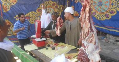 شعبة القصابين: 5% انخفاضا فى أسعار اللحوم.. ونطالب بتنفيذ مشروع البتلو