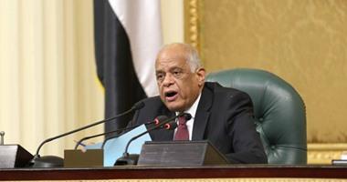 على عبد العال يمتنع عن إبداء رأيه بالمادة 12 بقانون الخدمة المدنية