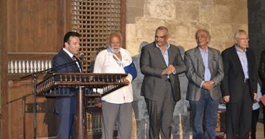 بالصور..محمود عادل ومحمد هارون وسعيد عبدالرحمن يفوزون بجائزة تراثى للتصوير