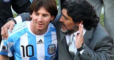 مارادونا يطالب بعودته لتدريب الأرجنتين مجددا