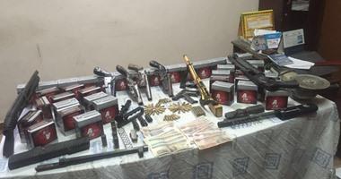 حبس عائلة بالشرقية لإدارتهم ورشة لتصنيع وبيع الأسلحة النارية