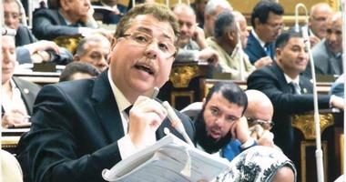 النائب محمد بدراوى يطالب بتقديم حوافز لدمج الاقتصاد غير الرسمى