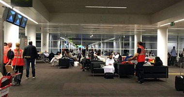 مطار بروكسل يعلن انخفاض 80% من المسافرين فى يوليو وأغسطس بالمقارنة مع العام الماضى