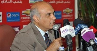 عماد وحيد يؤكد اعتماد لائحة النظام الأساسى للأهلى فى عهد محمود طاهر