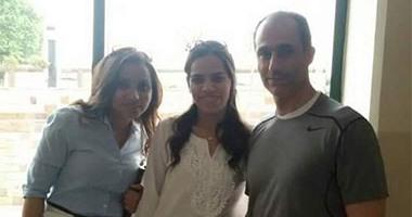 """بالصور ..""""جمال مبارك"""" وأحمد نظيف فى مهرجان براعم الجمباز الإيقاعى"""