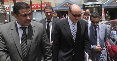 مصدر قضائى: 10 آلاف جنيه لوقف تنفيذ عقوبة حبس هشام جنينة مؤقتا