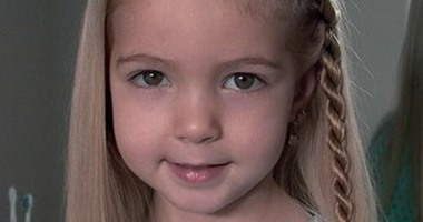 fd07f2b24dca2 بالصور.. 10 تسريحات شعر مختلفة لطفلتك من الضفاير - اليوم السابع