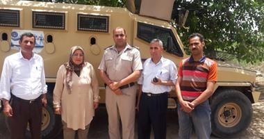 إحالة 11 من الأطباء والإداريين بالوحدة الصحية بقرية العصارة بأسيوط للتحقيق -