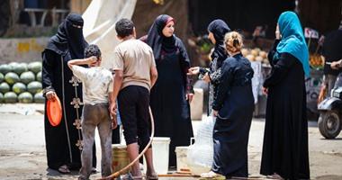 تكرار انقطاع مياه الشرب عن منطقة المطبعة بفيصل
