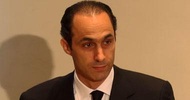 جمال مبارك أمين لجنة السياسات بالحزب الوطنى