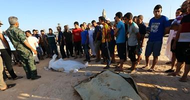قصف صاروخى على مطار العاصمة الليبية طرابلس