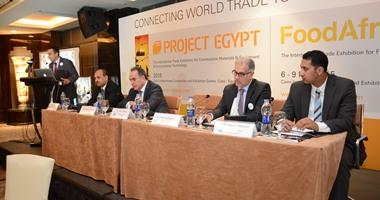 خالد حنفى نستهدف تحويل مصر لمحطة لوجستية لدول الخليج والاتحاد الأوروبى